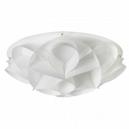 Loftslamper 4 hvid moderne design perle diam. 70 cm, Lena