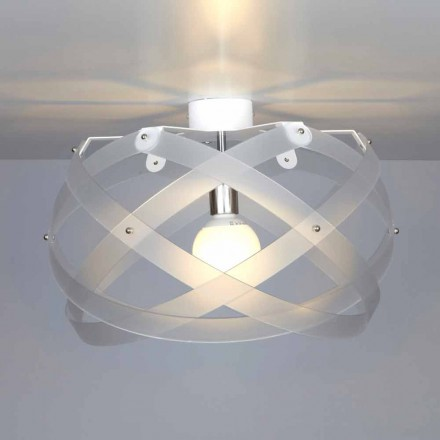 Loft moderne design methacrylat Vanna, 40 cm i diameter