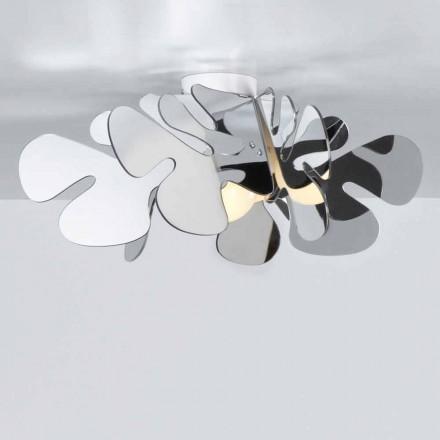 methacrylat loft cromolite moderne design, L.53xP.53 cm, Debora