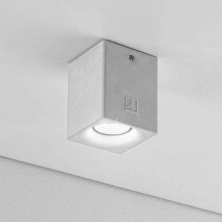 firkantet loft for ekstern gips eller beton Nadir 3