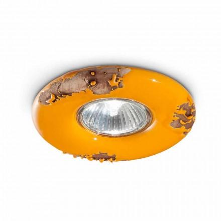 Rund loft vintage håndlavet keramik Paula Ferroluce