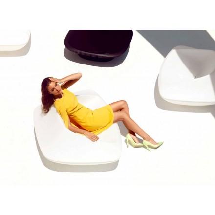 Moderne haven lænestol, lavet af polyethylen Ufo af Vondom