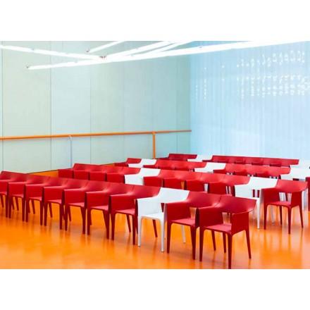 Udendørs lænestol Pedrera af Vondom, designer Eugeni Quitllet