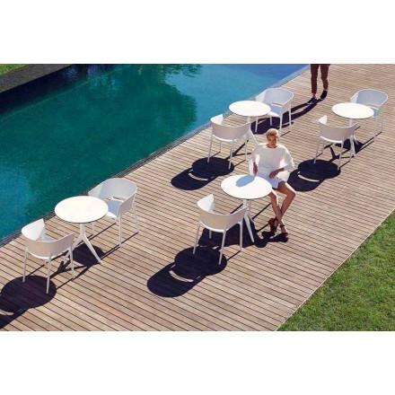 Udendørs lænestol designer Eugeni Quitllet, Afrika samling af Vonodm