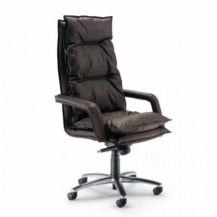 Moderne Executive stol Office-kunstlæder Gemma