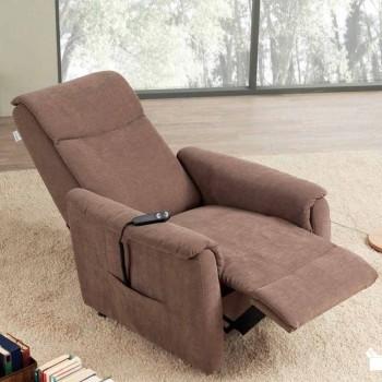 afslappende stol alzapersona en motor Via Milano Produceret i Italien
