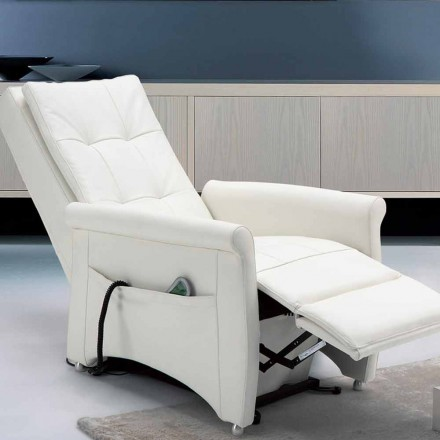 afslappende stol design alzapersona 2 motorer Via Roma