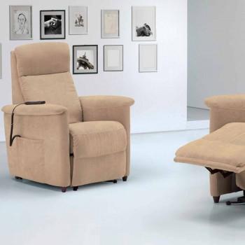 afslappende stol design alzapersona Via Firenze 2 motorer