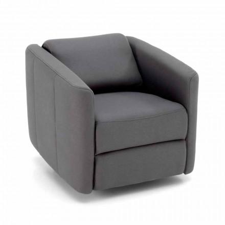 Moderne drejelig lænestole i lænestol i Magalotti