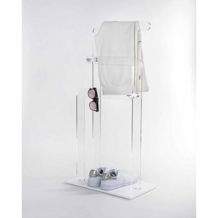 Badehåndklædestativ i plexiglas PMMA, Zanica