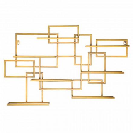 Horisontalt design Jernflaskeholder - Berti