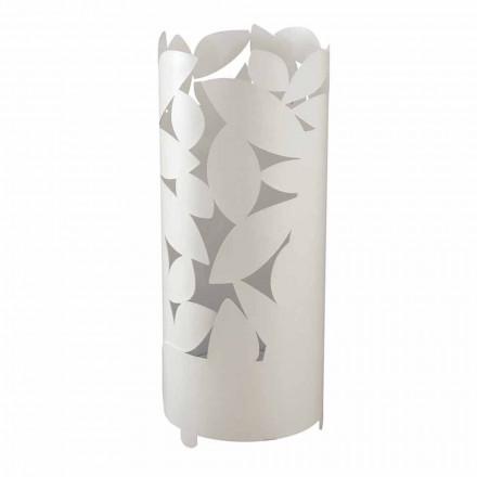 Designparaplystativ med jernlavesilhouetter fremstillet i Italien - Piumotto