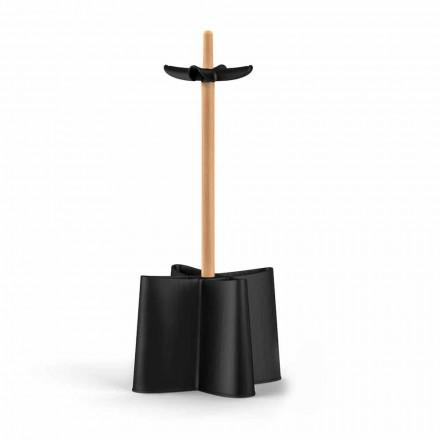 Paraply design i bøg og polypropylen Nurri