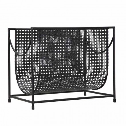 Moderne design Iron Floor Magazine Rack - Leiser