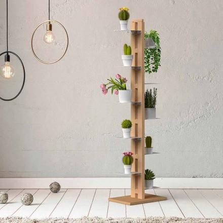 Tante Flora moderne grydelapper kolonne lavet i Italien
