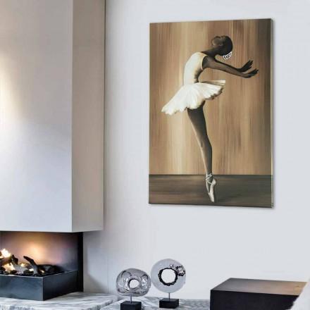 Moderne designpanel Ballet af Viadurini Indretning lavet i Italien