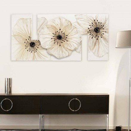 Moderne blomsterramme Petunia Piccola af Viadurini Decor