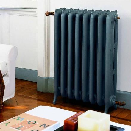 retro hydraulisk radiator støbejern i 3 søjler af Tiffany Scirocco H