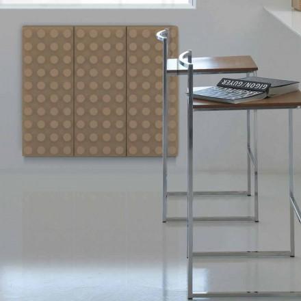 Radiator Electric lego moderne design Brick af Scirocco H