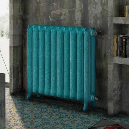 hydraulisk radiator radiator støbejern dekoreret Tiffany Scirocco H
