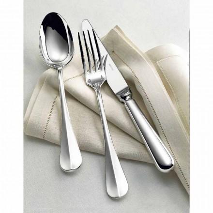 Rosenthal Sambonet Baguettebestik sæt af 75 stykker i nikkel sølv