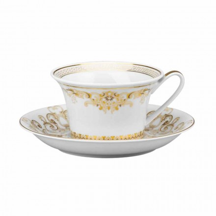 Rosenthal Versace Medusa Gala Cup design porcelæn te