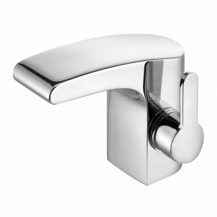 Krom messing badeværelse håndvaskarmatur uden afløb, høj kvalitet - Gonzo