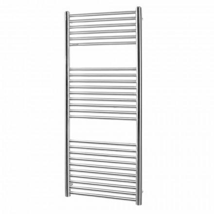 Vægmonteret håndklædevarmer i rustfrit stål til badeværelse op til 483 W - Italo