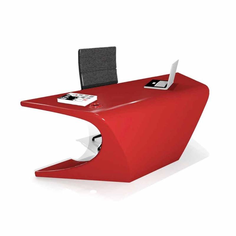 Moderne kontor skrivebord produceret i Italien, Cerami