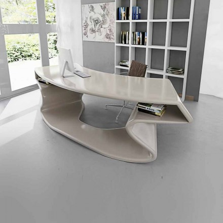 Kontor design skrivebord produceret i Italien, Tignale