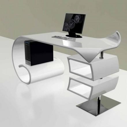 Moderne kontor skrivebord produceret i Italien, Miagliano