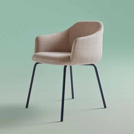 Moderne design spisestol fremstillet i Italien - Cloe