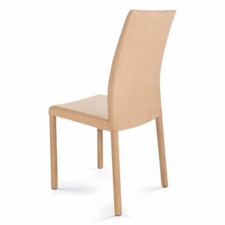Moderne design stol lavet i Italien Jamila til spisestue