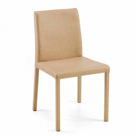 Jamila moderne spisestue stol, håndlavet i Italien