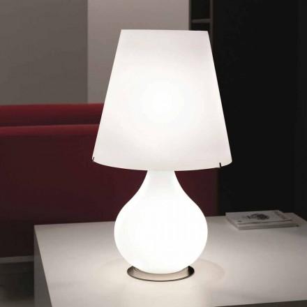 Selene Forever bordlampe blæst glas O41 H 72cm