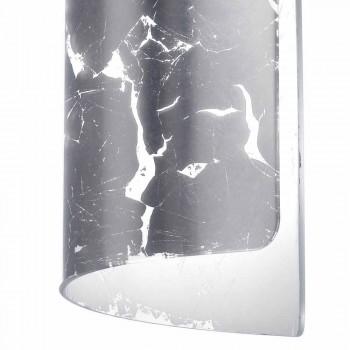 Selene Papyrus moderne krystal pendel Ø15 H 125cm