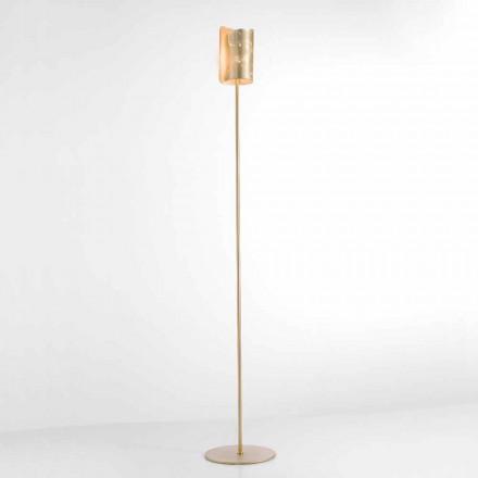 Selene Papiro designer gulvlampe Crystal Ø15 H 180cm