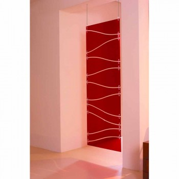 Booth suspension methacrylat, rød eller satin Blake