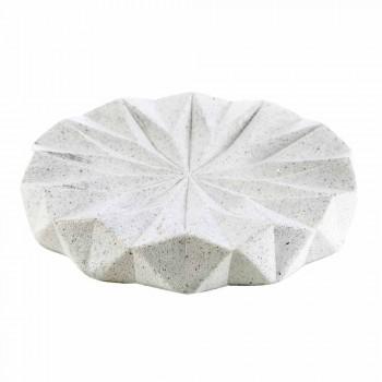 Levice hvid harpiks badeværelse tilbehør sæt
