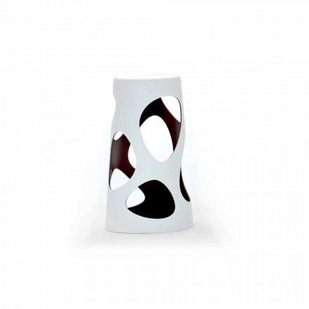 Indendørs eller udendørs stabelbare designskamler, 6 stykker - Liberty fra Myyour