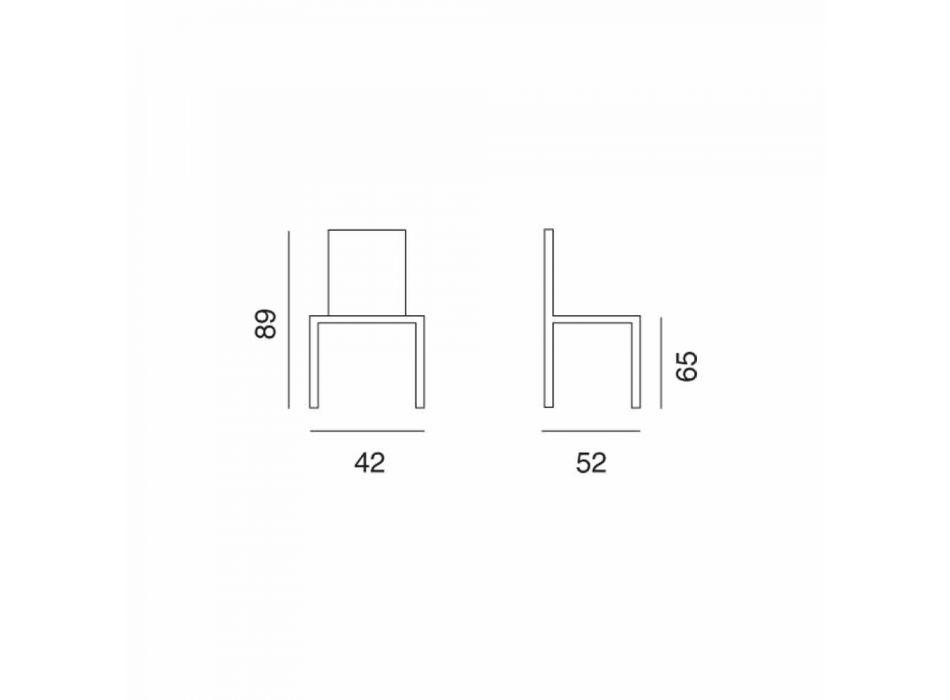 Skammel Celine moderne design H 65
