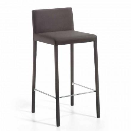 Moderne designstol med Alwyn H 86 cm tilbage, lavet i Italien