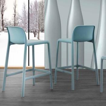 H65 harpiksstol og moderne design glasfiber fremstillet i Italien Grosseto