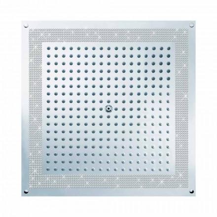 Bruser hoved med skær i Swarovski Cube Bossini