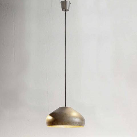 Antik ståldesignophæng 450 mm - Materia Aldo Bernardi