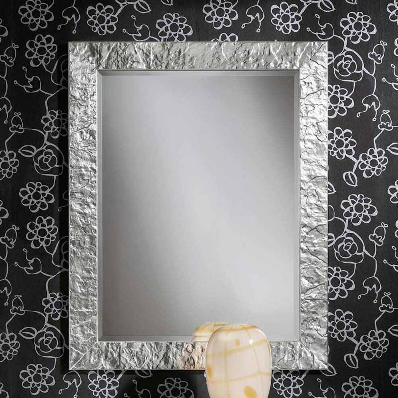 Håndlavet Antonio Antonio gran træ sølv guld væg spejl