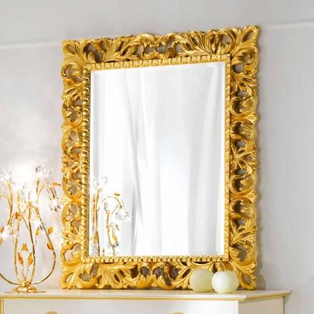 Væg spejl klassisk design Ives, 100x120 cm