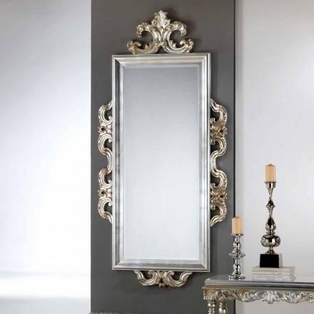 Spejl af Guy Design mur, 118x240 cm, fremstillet i Italien