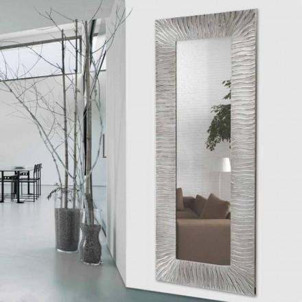 Væg design spejl Onde af Viadurini Indretning lavet i Italien