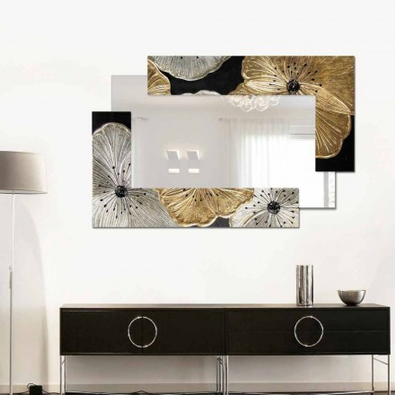 Lille Skuffet Petunia Wall Mirror